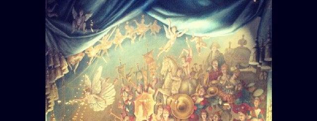 Corteo - Cirque du Soleil is one of Lugares favoritos de Jorej.