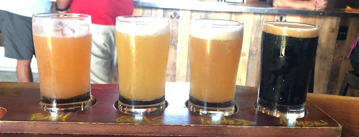 Ludlam Island Brewery is one of New Jersey Breweries.