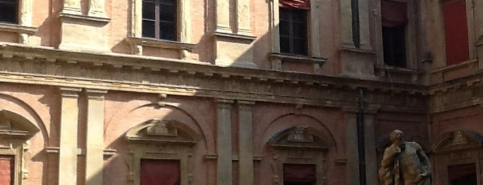 Palazzo Poggi is one of Bologna travel tips.