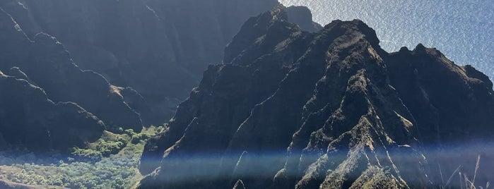 Awa-'awapuhi Trail is one of Kauai, HI.