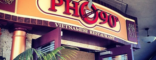 Pho 90° is one of Locais curtidos por Norris.