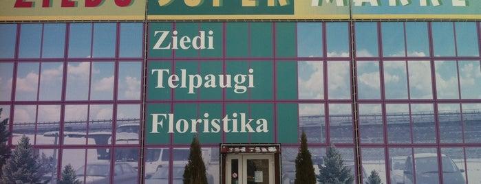 Ziedu Super Mārkets is one of Riga.