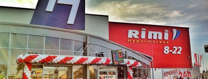 Tirdzniecības centrs A7 is one of Lielveikali Latvijā.