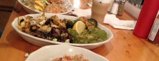 Westville Chelsea is one of Vegetarian NYC.