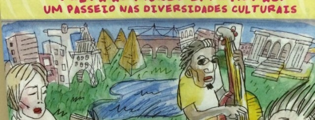 Feira de Artes da Vila Pompéia is one of Daniさんのお気に入りスポット.