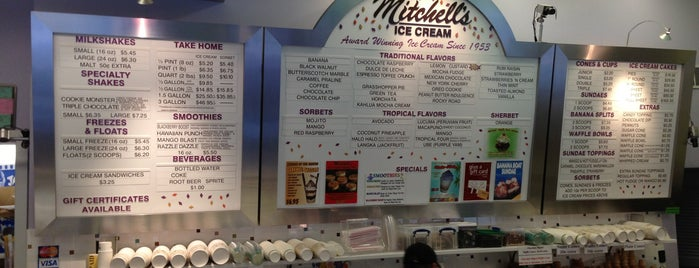 "Mitchell's Ice Cream is one of ""GameOfCones"" @NY&SF (#277)."