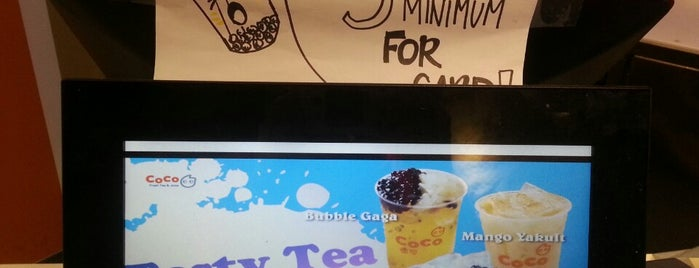 CoCo Fresh Tea & Juice is one of Jenn's Bubble Tea Faves.
