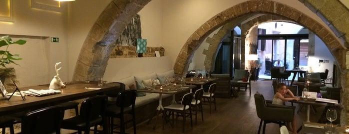 La Despensa del Barón is one of Restaurantes favoritos.