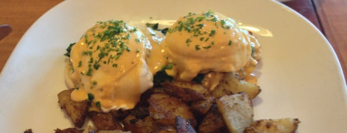 Squat & Gobble is one of SF Brunch.