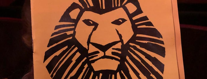Lion King Broadway Musical is one of NYC Top Experiences.