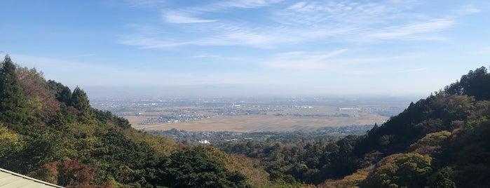 養老温泉 滝元館 遊季の里 is one of Tempat yang Disukai とり.