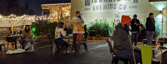 Wissahickon Brewing Company is one of Posti salvati di Rachel.