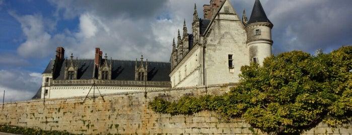 Château d'Amboise is one of Bienvenue en France !.