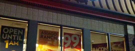 Wendy's is one of Orte, die Pablo gefallen.