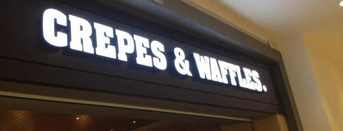 Crepes & Waffles is one of Disfruta Finca Alta.