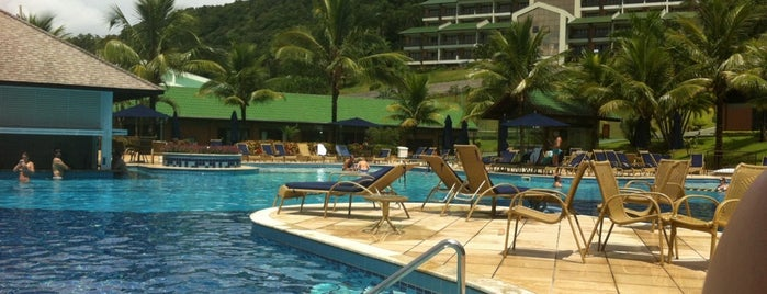 Infinity Blue Resort & Spa is one of Balneário Camboriú.