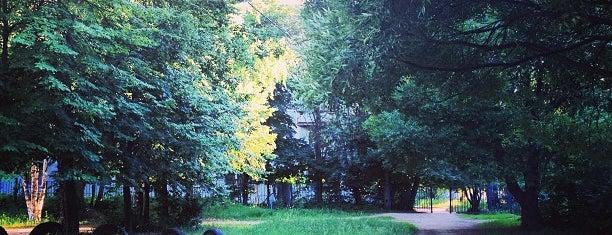 Щёлково-7 is one of Inna : понравившиеся места.