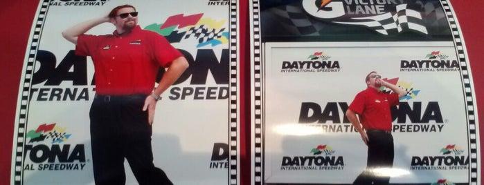Daytona Victory Lane is one of My NASCAR.