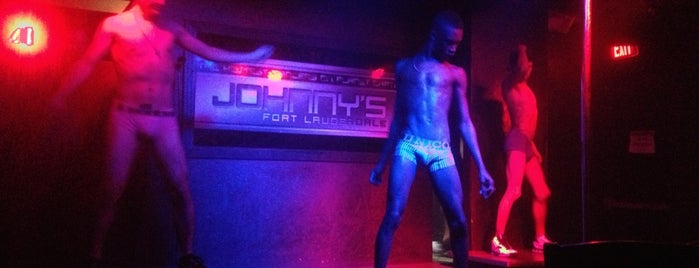 Johnny's is one of Gay Bars Fort Lauderdale.