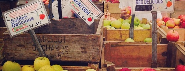 Inwood Farmers Market is one of 30 Places to Try Cider Right Now.