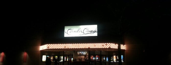 Carmike Coventry 8 is one of Movie Joints I Like.
