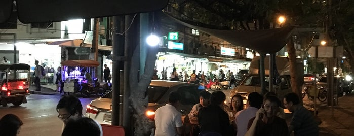 Thai Street food@Ari soi 1 is one of Bangkok.