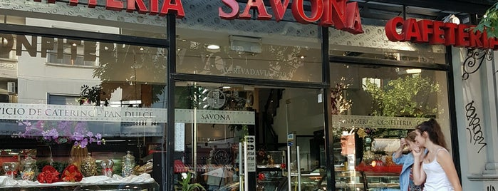 Confitería Savona is one of Deli.