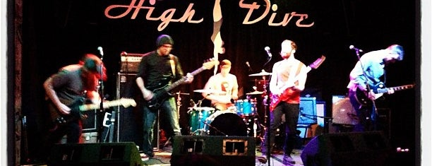 High Dive is one of Seattle's Best Music Venues - 2012.