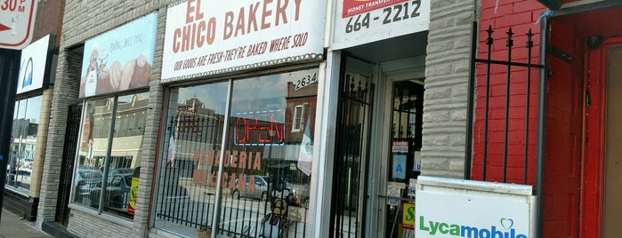 El Chico Bakery is one of STL.