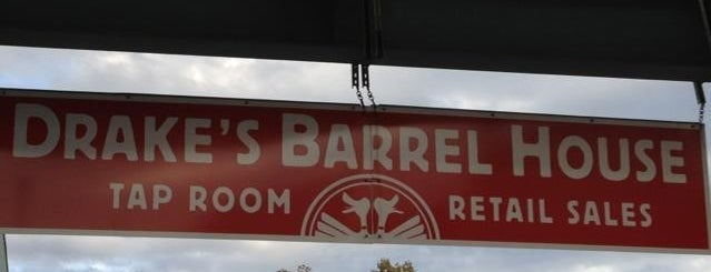 Drake's Barrel House is one of California Breweries.