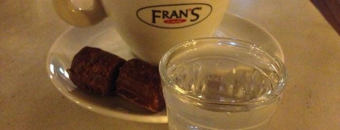 Fran's Café is one of Melhores de Santana e região.