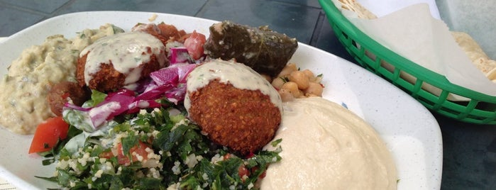 Damas Falafel House is one of Solo.