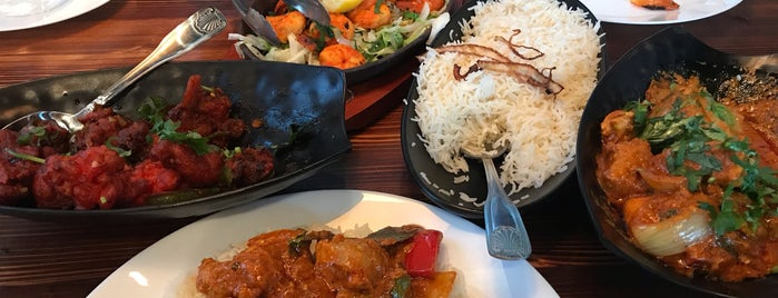 planet bombay Indian cuisine is one of Orte, die Daniel gefallen.
