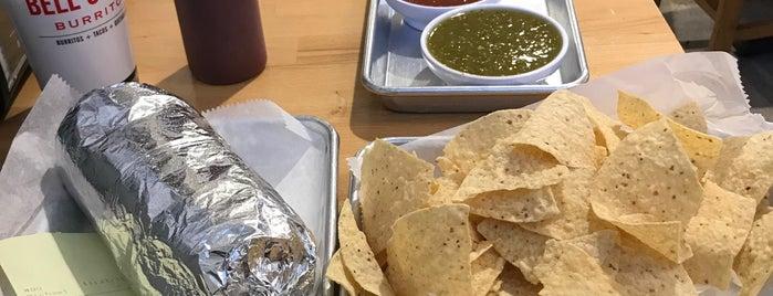Bell Street Burritos is one of International.