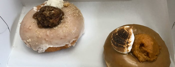 Revolution Doughnuts & Coffee is one of ATL.