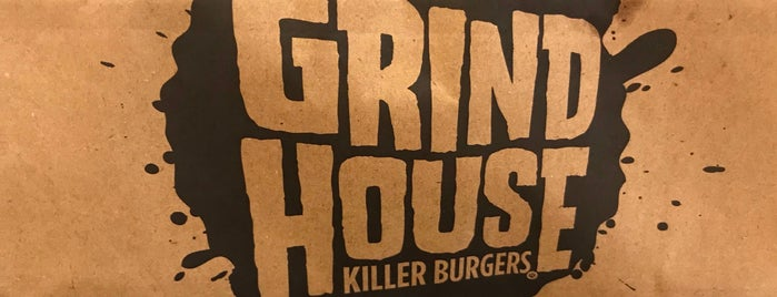 Grindhouse Killer Burgers is one of Atl.