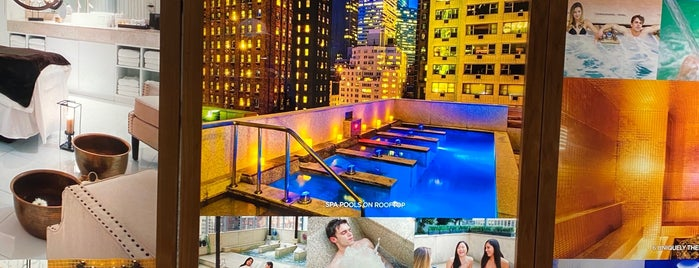 Spa Castle Premier 57 is one of USA NYC MAN Midtown East.