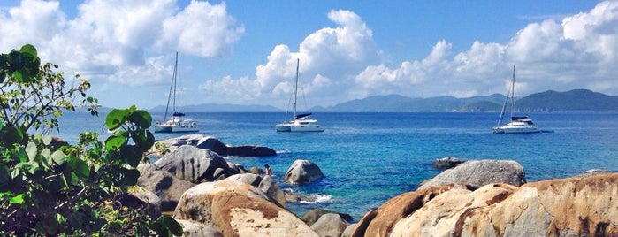 Baths At Virgin Gorda is one of British Virgin Islands.
