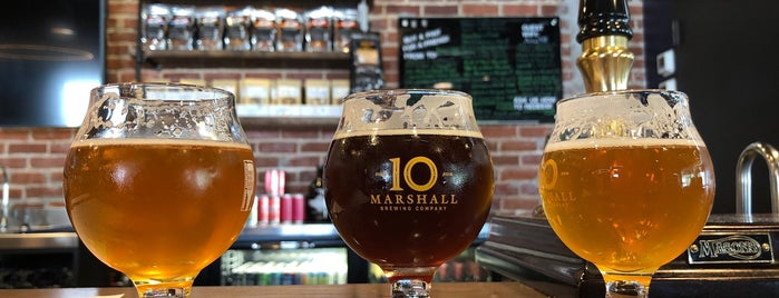 Marshall Brewing Company is one of #NWAS20 Tulsa.