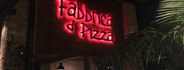 Fabbrica Di Pizza is one of Goiânia.