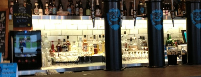 BrewDog Glasgow is one of UK and Ireland bar/pub.