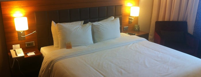 Hilton Garden Inn is one of Pelin 님이 좋아한 장소.