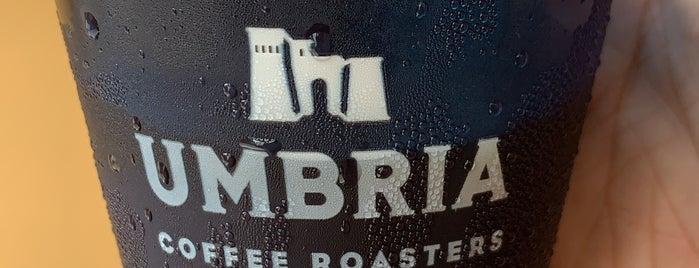 Caffé Umbria is one of Chi.