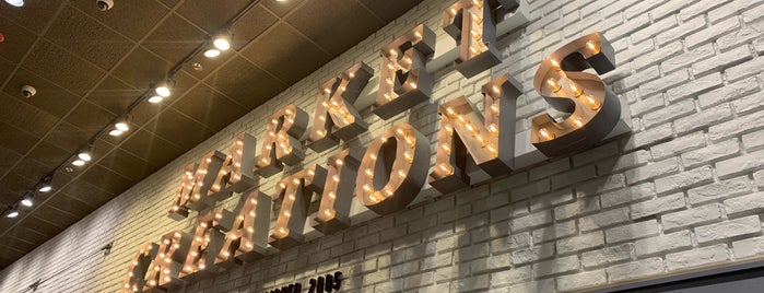 Market Creations Cafe is one of Chicago.