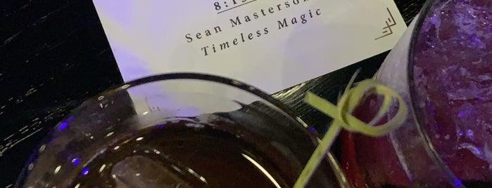 Chicago Magic Lounge is one of Locais curtidos por Rick.