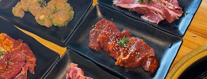 Gyu-Kaku Japanese BBQ is one of Chicago.