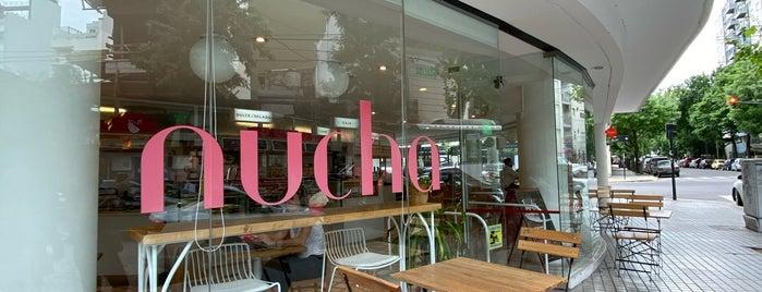 Nucha is one of Cafés de Buenos Aires.