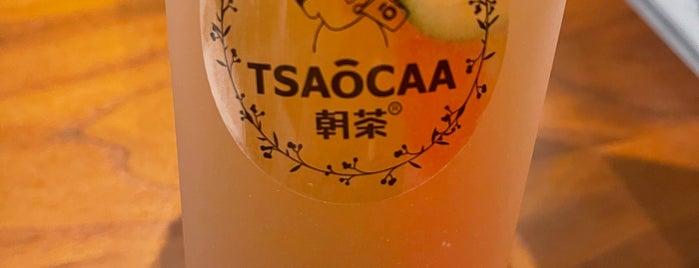 Tsaocaa is one of Coffee Tea and Sympathy.