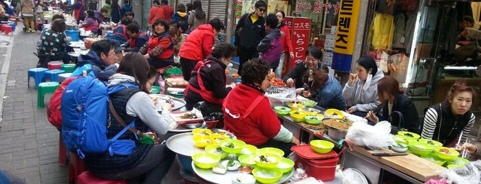 Bupyeong Kkangtong Market is one of My China Trip'13.