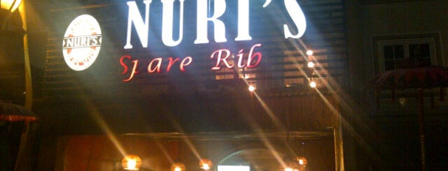 Naughty Nuri's Warung is one of Dinner @ Jakarta.